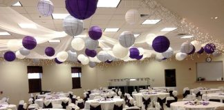 Decorate Party With Balloons