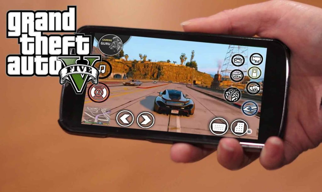 Gta 5 Apk Android Mobile Download