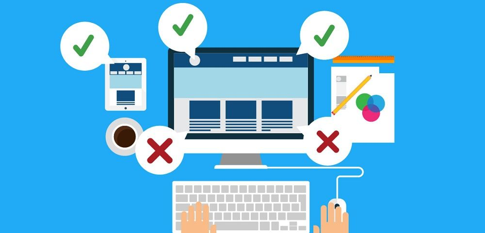 Common Mistakes to be Avoided in Web Design