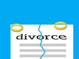 Divorce Counterclaim