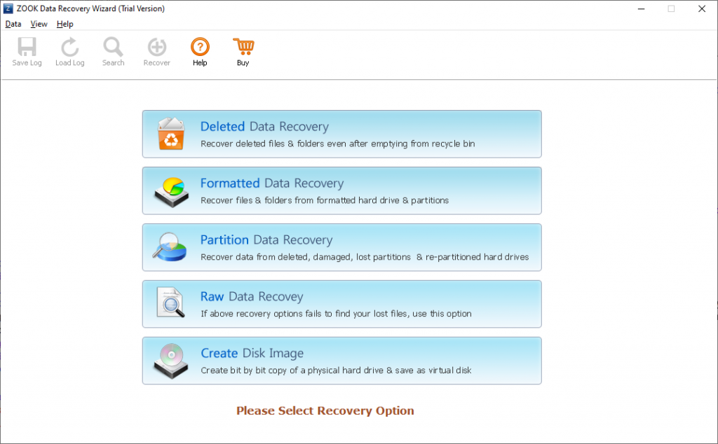 ZOOK Pen Drive Data Recovery Software