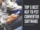 best 5 NSF to PST Converter