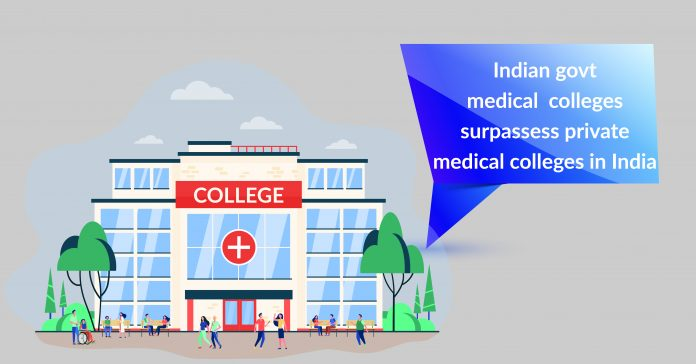govt vs pvt medical colleges